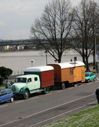 Bonn am Rhein.